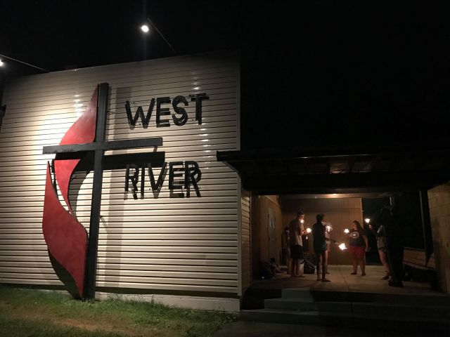 Photo of West River Center by Carly Aughenbaugh.